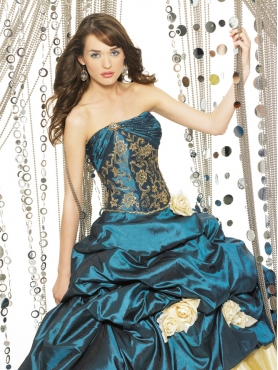 Discount Fashionable Allure Quinceanera Dresses