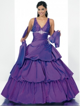 Discount Classic Moon Light Quinceanera Dresses