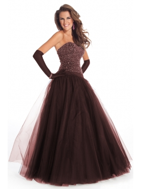 Discount Brown Quinceanera Dresses