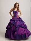 Discount Allure Quinceanera Dresses Style Q302