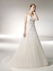 Discount Anjolique Wedding Dress STYLE 2059