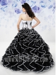 Discount Wholesale Beautiful Ball gown Sweetheart Floor-length Quinceanera Dresses Style S12-4100