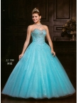 Discount Wholesale Lovely Ball gown Sweetheart Floor-length Quinceanera Dresses Style AFJJ708