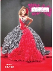 Discount Wholesale Ball Gown Quinceanera Dress AP93-192