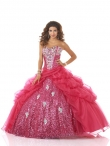 Discount Discount Bonny Quinceanera Dress Style BNYA008