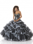 Discount Discount Bonny Quinceanera Dress Style BNYA012