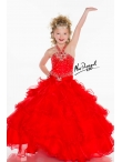 Discount Discount Macduggal Little Girl Pageant Dress Style JNAD033