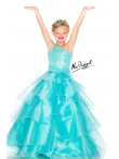 Discount Discount Macduggal Little Girl Pageant Dress Style JNAD037