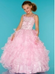 Discount Discount Macduggal Little Girl Pageant Dress Style JNAD039