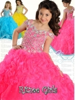 Discount Discount Ritzee Girls Little Girl Pageant Dress Style WPDR018