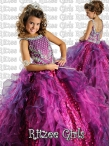 Discount Discount Ritzee Girls Little Girl Pageant Dress Style WPDR019