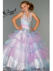 Discount Discount Macduggal Little Girl Pageant Dress Style JNAD035